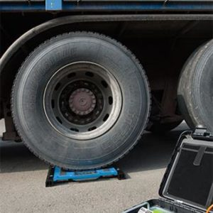Portable Vehicle Scales/ Axle Pads