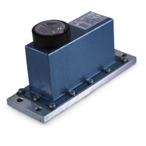 Fluid Dampened Load Cell